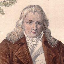 Bernardin De Saint Pierre Jacques Henri Ecrivain Romantisme Voyages