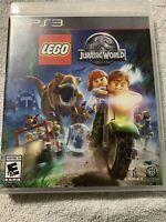 LEGO Jurassic World (Sony PlayStation 3, 2015)