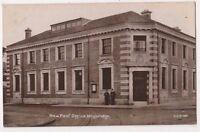 New Post Office Weybridge Surrey RP Postcard B726