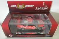 1:43 Classic Carlectables Jamie Whincup 2008 Champion Vodafone BF Falcon #88