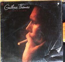 FOLK-ROCK LP: GUTHRIE THOMAS Lies & Alibis JOHN HARTFORD, RINGO STARR w/ lyrics