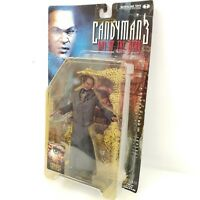 "Movie Maniacs 4 Candyman 3 Day of the Dead 7"" Action Figure Set McFarlane Toys"