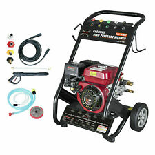 More details for petrol jet washer heavy duty 170 bar 2500psi driven pressure power d pro t