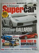 Ultimate Supercar Vol 1 Winter 18 McLaren MP4-12C, 912 Superfast