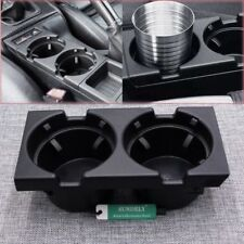FRONT CENTER CONSOLE CUP/DRINKS HOLDER BLACK FOR BMW 3 SERIES E46 1998-2007 2005