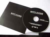 Biffy Clyro - Living is a Problem Because Everything Dies - 2 Track Promo - Rare