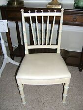 Thomasville Allegro Faux Bamboo Chair