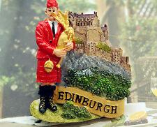 Schottland Edinburgh Reiseandenken Reise Souvenir 3D Polyresin Kühlschrankmagnet