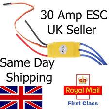 30A Speed Controller RC ESC For Brushless Motor UK Seller 30 Amp