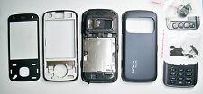 Black Fascia housing cover facia case faceplate for Nokia N86 black
