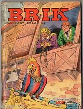 ¤ BRIK n°52 ~+~ 1962 MON JOURNAL ~+~