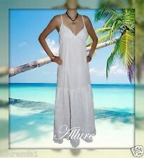 VICTORIA'S SECRET WHITE MAXI DRESS  Size S