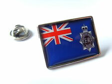 UK Mod Police Ensign Defence Flag Lapel Pin Badge Gift
