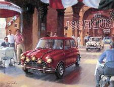 Italian Job IV  ESPRESSO  Tony Smith Limited Edition Print MINT