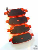 CE9A Mitsubishi Lancer EVO III 3 4G63 Uprated EBC Redstuff Rear Brake Pads