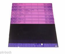 Microfich Ersatzteilkatalog Mitsubishi Galant Stand 01/1991