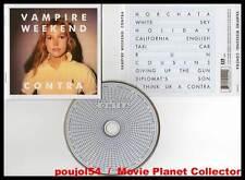 """VAMPIRE WEEKEND """"Contra"""" (CD) 2010"""