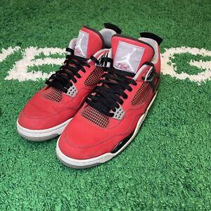 Size 11.5 - Jordan 4 Retro Toro Bravo 2013 308497603