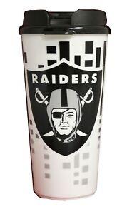 NFL Oakland Raiders 32oz Single Wall Travel Mug