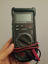 Mastech Ms8261 Digital Dmm Multimeter With Acdc Voltage Capacitance Measurement