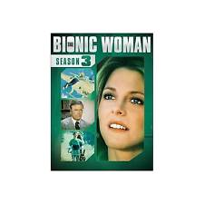 Bionic Woman Season Three 0025192083570 With Lindsay Wagner DVD Region 1