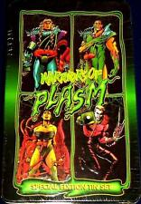 WARRIORS OF PLASM: SPECIAL EDITION TIN SET! FACTORY SEALED! DEFIANT/RIVER GROUP