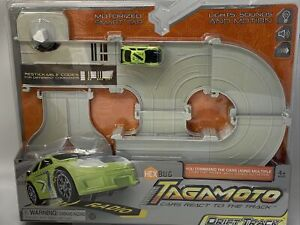 Hex Bug Tagamoto Drift Track with Green Car Motorized Brand New Sealed