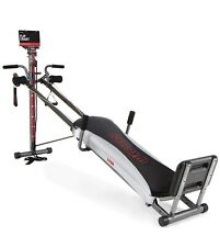 Total Gym 1400 60 Body Exercises NIB. We delivery in San Diego For $25