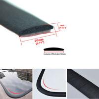 5 Meter Self Adhesive Auto Windshield Window Rubber Weather Draft Seal Strip