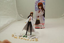 Figma 195 Steins;gate Kurisu Makise White Coat ver USA