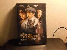 Murders in the Rue Morgue (DVD, 2006, Canadian) IN MINT CONDITION