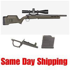 Magpul Hunter Short Action Stock W/mag Well Mag495-odg Mag497 Remington 700