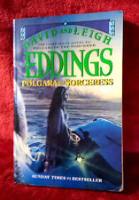 David Eddings    Polgara The Sorceress  (Large Print)