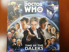 Gale Force 9 Doctor Who: Time of the Daleks mint in shrinkwrap