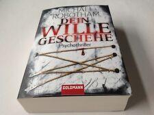 Dein Wille geschehe / Joe O'Loughlin & Vincent Ruiz Bd.4 von Michael Robotham (2