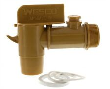 "Wesco - Premium 2"" FDA Approved 55 Gallon Drum Faucet"