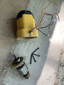 "OEM Parts Whole Motor Assy 15Amp For DeWalt  12"" Chop Saw (Type 2) Genuine Dw715"