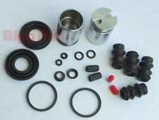 Alfa Romeo Mito 2008-2014 REAR Brake Caliper Seal & Piston Repair Kit BRKP63