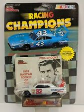 Nascar Car Dick Brooks #32 1970 Plymouth Superbird 1991 Racing Champions New