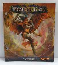 MTG Magic Game Gioco PLAYER'S GUIDE Cards List - TIME SPIRAL - Spirale Temporale