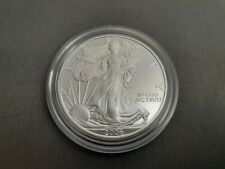 2006 PROOF AMERICAN EAGLE .999 1 OZ FINE $1 SILVER ROUND COIN #K8
