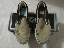 0c437bead1 Vans Classic Slip On LX Wind Birds Khaki Espresso Men s US Size 10 Sneakers