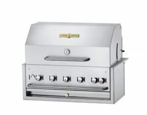 Crown Verity BI36 Built In Gas Barbecue - BRAND NEW