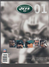New York Jets 2001 Official Team Yearbook