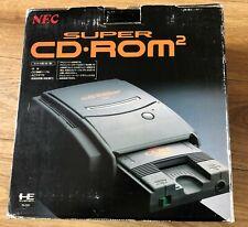 BOXED PC Engine Super Cd-Rom 2 with RGB mod - NTSC-J