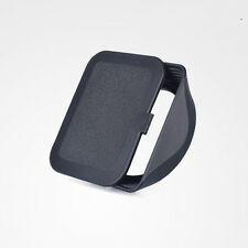 46mm Square Lens Hood for Olympus PEN-F Leica M-75/2.5 Panasonic GF1 20mm/F1.7