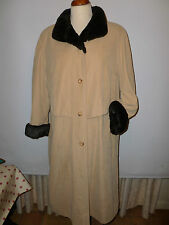Unbranded Full Length Cotton Coats & Jackets for Women