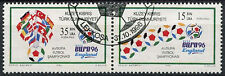 Football Cypriot Stamps (1960-Now)
