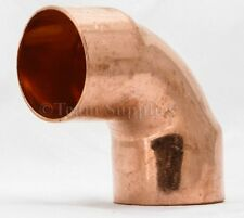 35mm End Feed Copper Elbow Bend 90 Degree