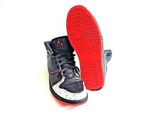 Nike Air Jordan 1 Flight 2 Basketball Shoe Black/Infrared 555798-024 Sz 10.5